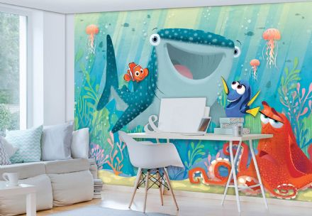 Disney Finding Nemo wallpaper mural